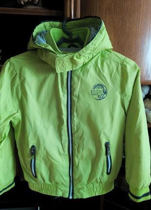 Демисезонная курточка palomino для мальчика