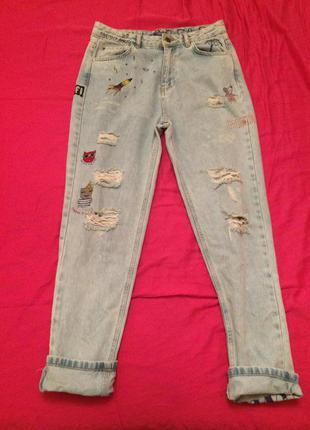 Крутые джинсы из pull bear