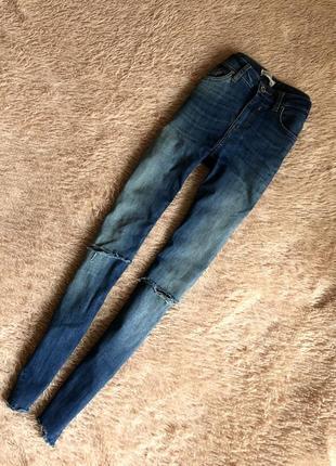 Крутые джинсы zara 🔥