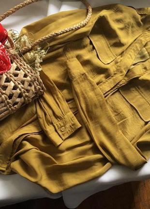 Блуза атласна laura scott м/38