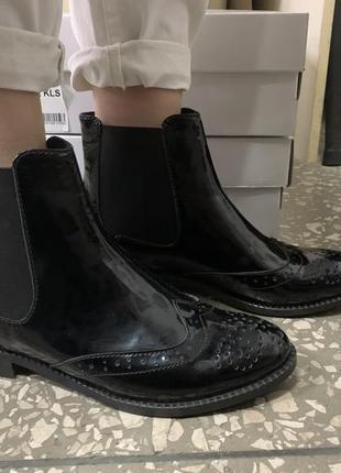 Ботинки - челси