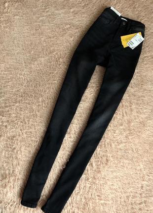 Новые джинсы от h&m с высокой талией