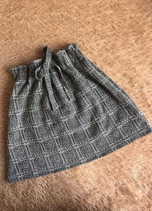 Крытая юбка от topshop