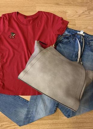 Брендовая сумка emily&noah germany,деловая сумочка