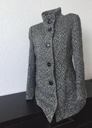 Marco pecci пальто теплое р38/40