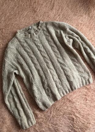Мягкий свитер 100%акрил