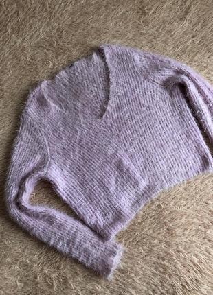 Крутой свитер h&m