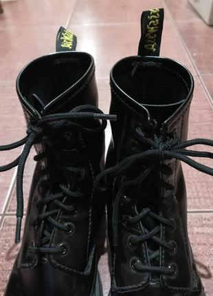 Ботинки dr martens💛