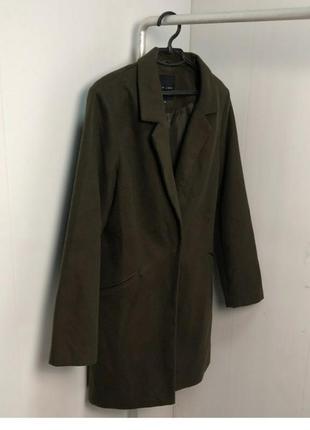 Крутое  двоборное пальто