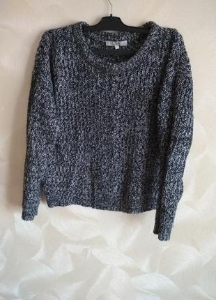 Укороченный теплый стильный свитер, свитшот clockhouse