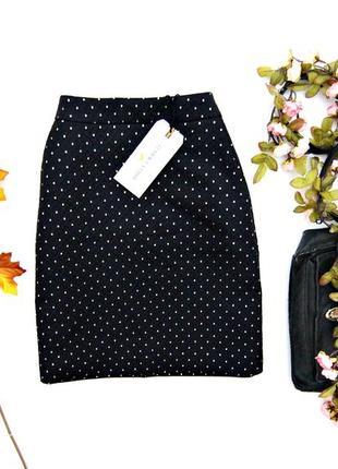 Класическая юбка с кармашками