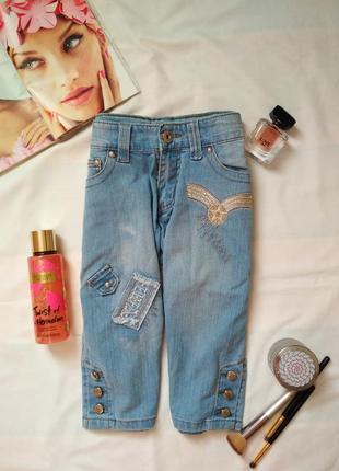 Шортики шорти джинсові