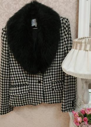 Классное укороченное пальтишко,пиджак