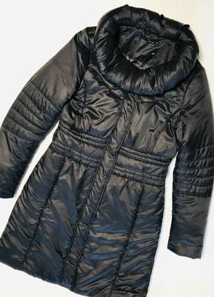 Демисезонная курточка пальто пуховик