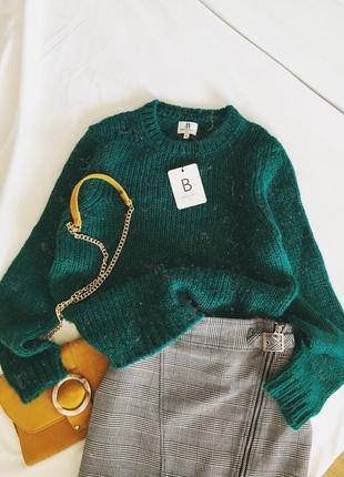 Надзвичайно теплий та красивий светр від benedetta.b/новий