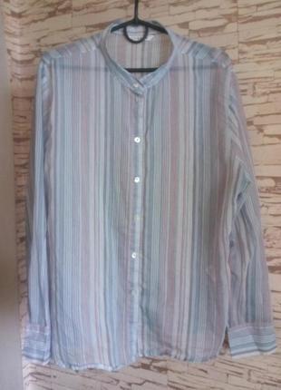 Легкая невесомая блузка