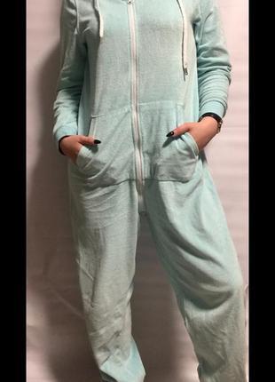 Велюровая пижама,слип,комбинезон only