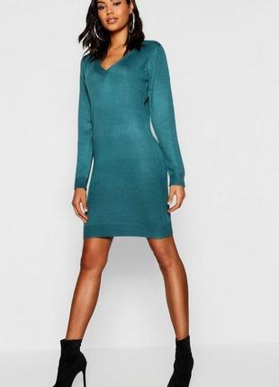 Brave soul. товар из англии. платье свитер. на наш размер 44