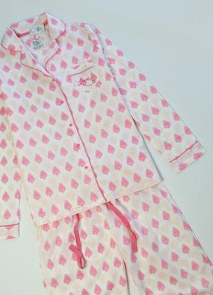 Красивая хлопковая пижама в подарочную упаковке