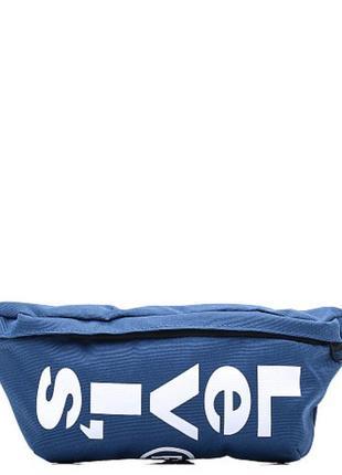 Бананка / поясная сумка / сумка на пояс levi's оригинал