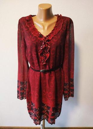 Платье tom tailor очень красивое / горячая цена/ скидки!
