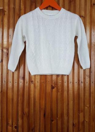Вязанная кофта, свитер, джемпер palomino c&a