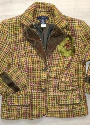 Пиджак jones wear petite 8p