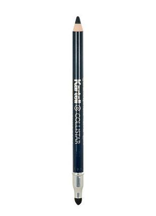 Влагостойкий карандаш collistar professional eye pencil 17 verde thalya тестер