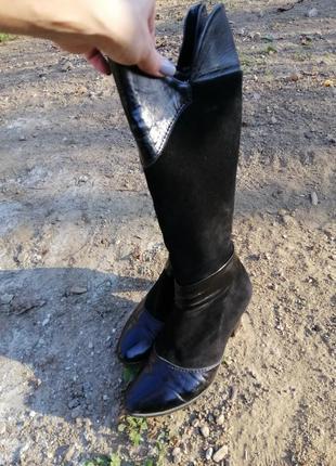Зимние чоботи