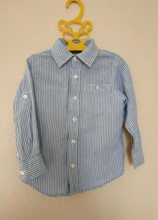 Рубашка gap, детская
