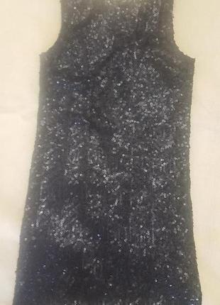 Вечернее платье jennyfer с пайетками