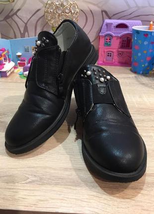 Туфли для школьницы