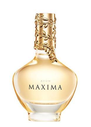 Парфюмерная вода avon maxima для нее (50 мл.)