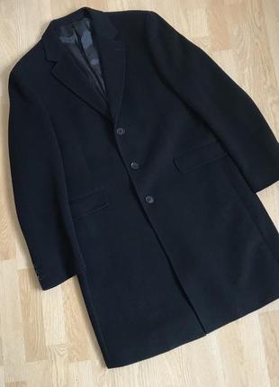 Carven paris пальто люкс бренд,  кашемир 100%,50p .идеал