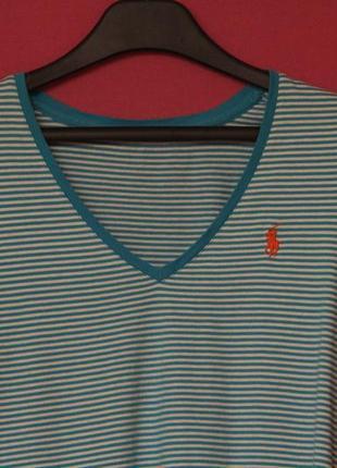 Polo ralph lauren рр s футболка из хлопка свежие коллекции
