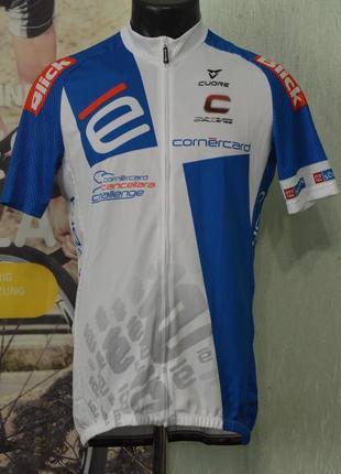 Веломайка, велоджерси cuore cornercard cancellara challenge 168836422