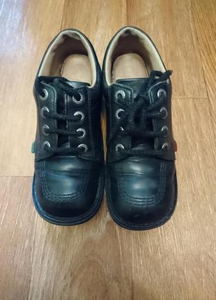 Туфли натуральная кожа kickers оригинал