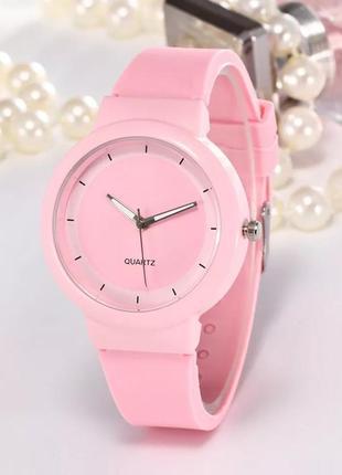 Часы женские силиконовые sale