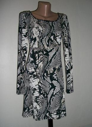 Брендовое платье roccobarocco,италия, размер s