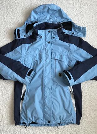 Горнолыжная теплая куртка