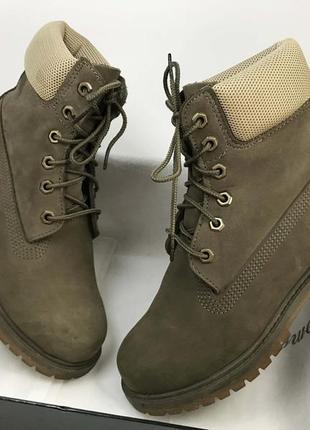 Timberland женские ботинки зимние осенние