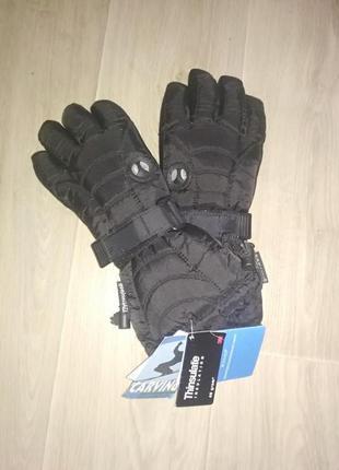 "Зимние горнолыжные перчатки ""carving - thinsulate"" размер s"