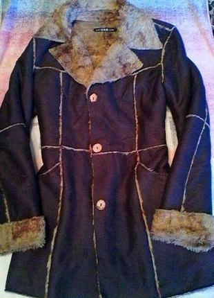 Streetstyle модное пальто gas