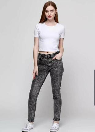 Джинси висока denim jeans посадка w33