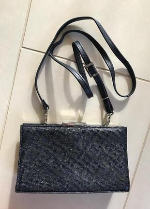 Клатч кожаный стильный модный дорогой бренд peter kaiser