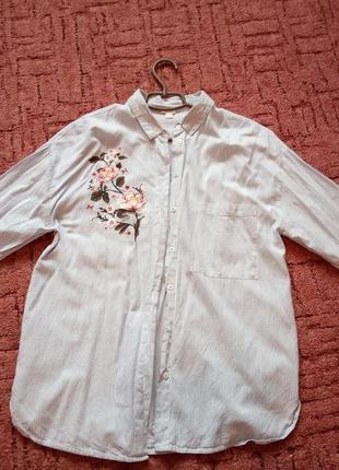 Рубашка жкнская