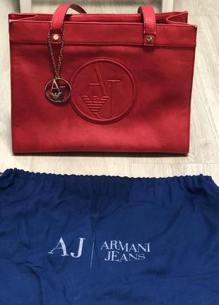 Шикарна сумка armani ! оригинал!