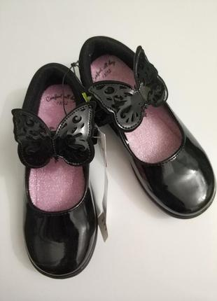 Туфли школьные george