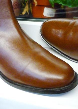 """Стильные элегантные кожаные ботинки - челси """"faith"""". англия. 40 р."""