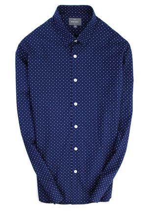 Рубашка от дорогого бренда peter werth